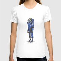 mass effect T-shirts featuring Mass Effect - Garrus Vakarian by SuperPixelTime!