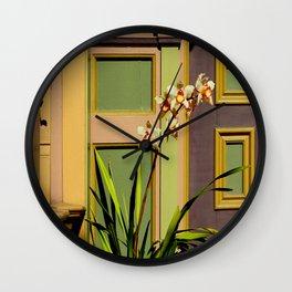 Nice And Trim Wall Clock