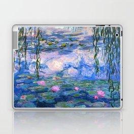 Water Lilies Monet Laptop & iPad Skin