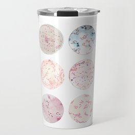 Microbe Collection Travel Mug