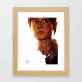 Beyond Two Souls  Framed Art Print