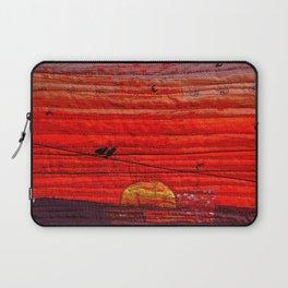 Red sky Laptop Sleeve