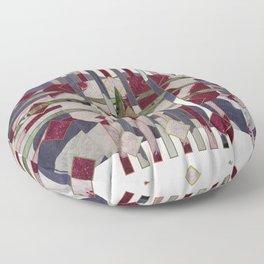 Flannel 05a Floor Pillow