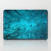 night iPad Cases featuring Stars Can't Shine Without Darkness  by soaring anchor designs