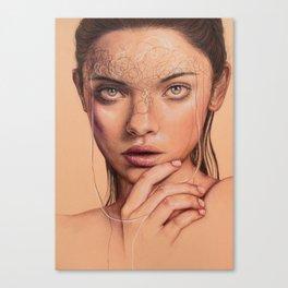 Untangle Me Canvas Print