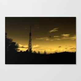 Wrekin Transmitter Canvas Print