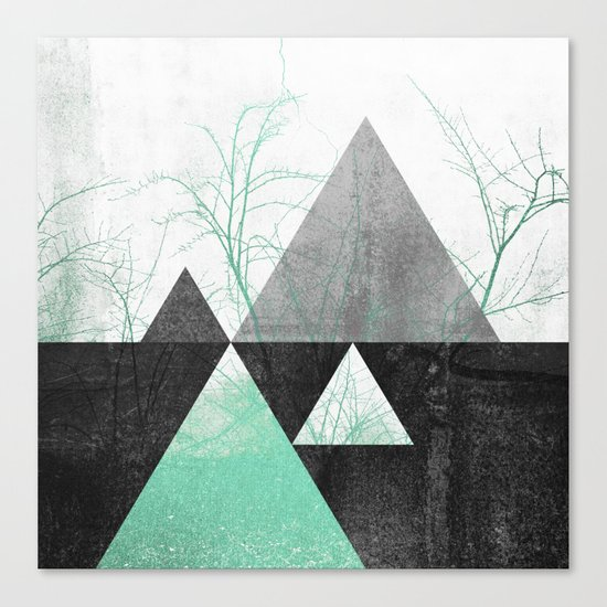 Branches / 2 Canvas Print