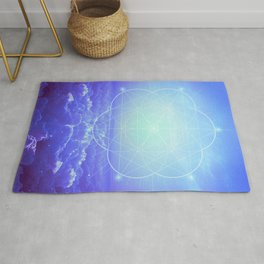 All But the Brightest Stars Rug