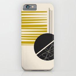 Geometrica 8 iPhone Case