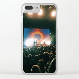 Tycho Clear iPhone Case