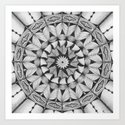 Zendala - Zentangle®-Inspired Art - ZIA 30 by tenthousandtangles
