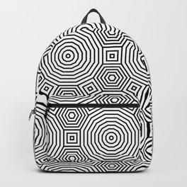 Op Art 11 Backpack