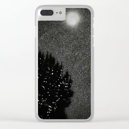 The Glow Clear iPhone Case