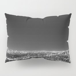 LA Lights Pillow Sham