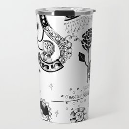 Teenager's Journal Travel Mug