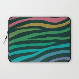wildlife dreamcoat - zebra 2 Laptop Sleeve