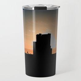Brien's Tower At Sunset Travel Mug