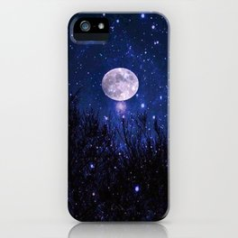 fullmoon iPhone Case