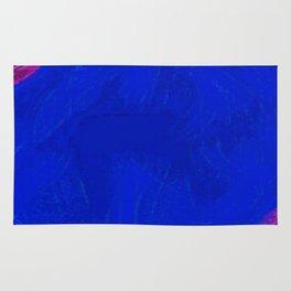 Blue Damsel Rug