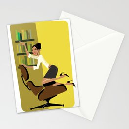 To the Left… Stationery Cards