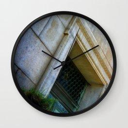 The Last Door Wall Clock