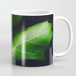 The Leaf (Color) Coffee Mug