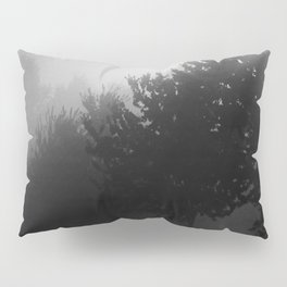 Trees in the Mist (1) Pillow Sham