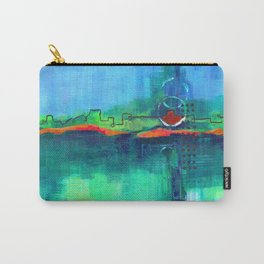Passing Storms Carry-All Pouch