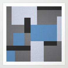 abstract05 Art Print