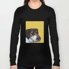 Milo the Jack Russell Terrier Long Sleeve T-shirt