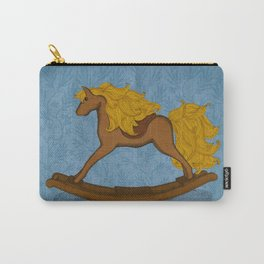 Peta approved racehorse Carry-All Pouch