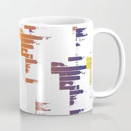 Let's bowl, let's bowl, let's rock n' roll. Coffee Mug