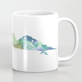 Fall of the Tree Goddess - Cool Tones Coffee Mug