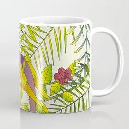 Tropical Paradise Pattern 1 Coffee Mug