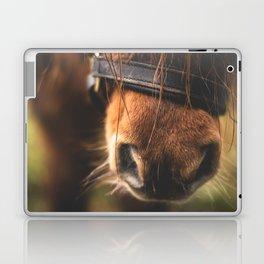 Soft Horse Nose Laptop & iPad Skin