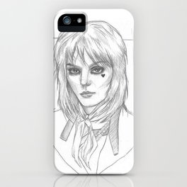 I LOVE ROCK N ROLL iPhone Case