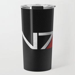 N7 Iconic Design Travel Mug