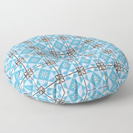 Floor Series: Peranakan Tiles 48 Floor Pillow