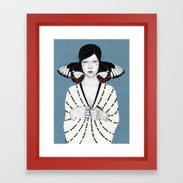 Mila Framed Art Print