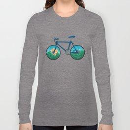 Bike Ride Long Sleeve T-shirt
