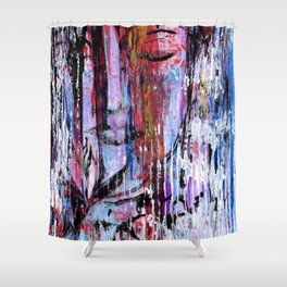 Find Peace I Shower Curtain