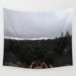 Rainy Afternoon Wall Tapestry