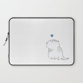 Play with me, Butterfly. Laptop Sleeve