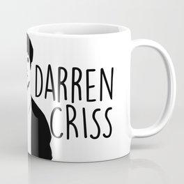 Darren Criss with guitar! Coffee Mug