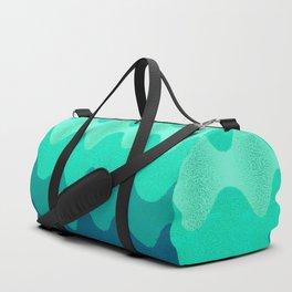 Under the Influence (Marimekko Curves) Seaside Duffle Bag