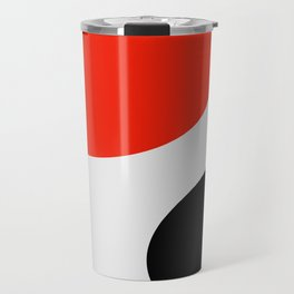 Abstract - I'm attracted to you' Travel Mug