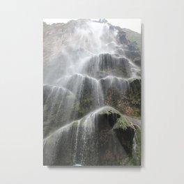 Cristmas Tree Metal Print
