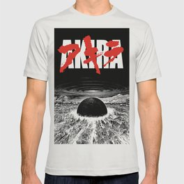 AKIRA - Neo Tokyo Is About To Explode T-shirt