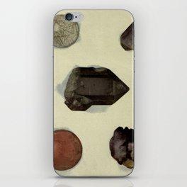 Quartz Minerals iPhone Skin