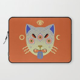 Mystic Cat Laptop Sleeve